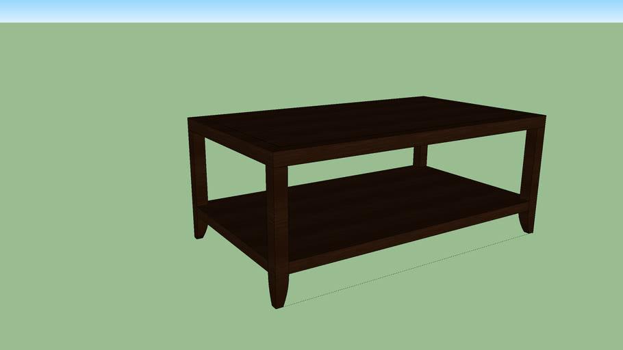 David Edwards Aussie rectangular coffee table