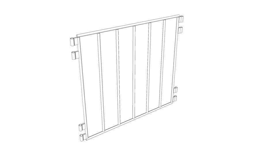"""42"""" Gate"""
