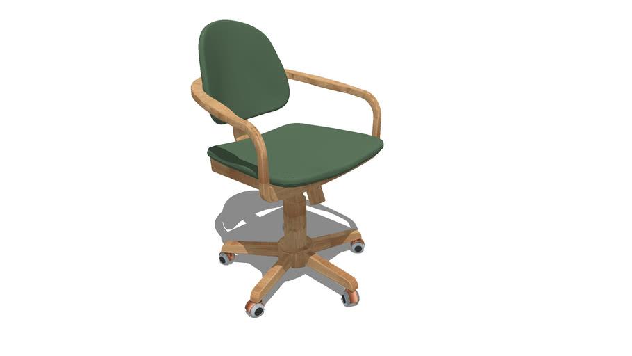 Cadeira Omar Escrivaninha - Rejane Carvalho Leite