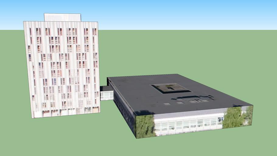 Building in 0890 Oslo, Norway