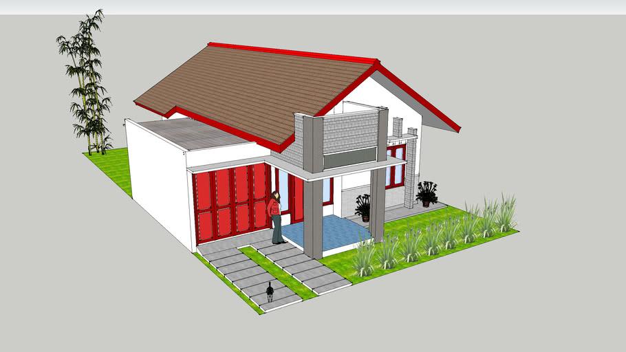 contoh rumah 2