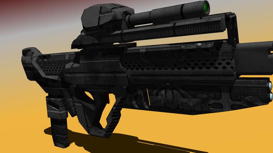 54B H-AR Sledgehammer (purged)