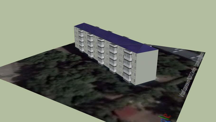 5 этажный дом
