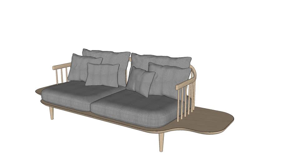 & tradition Fly sofa SC3 medium