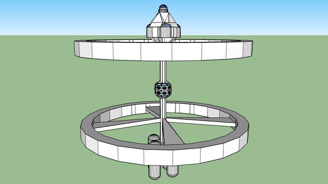 Earth Orbital Platform