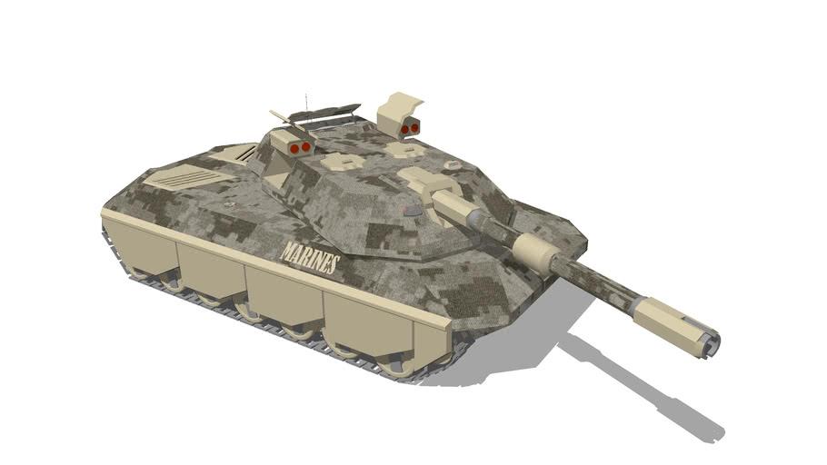 M1 A1 McArthur (USMC)