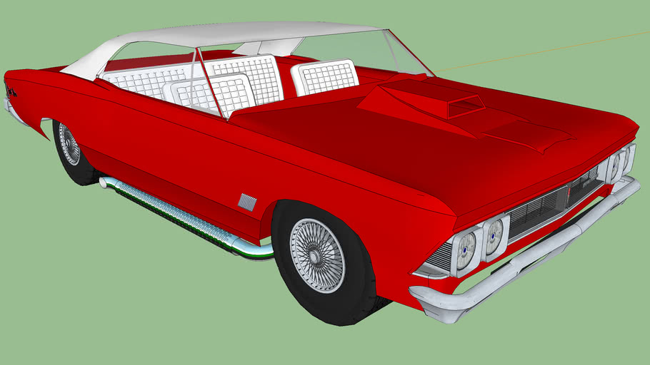1966 Acadian Beaumont Sport Deluxe