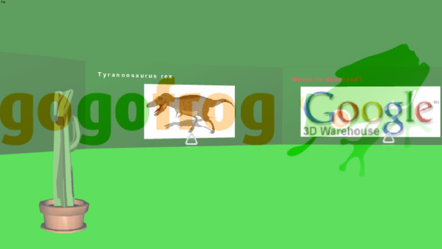 New site! (made with GOGOFROG)