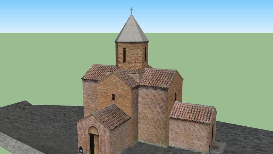 tsm. ekaterines saxelobis eklesia,, church