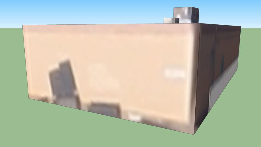 Building in Albuquerque, New Mexico 87105, USA