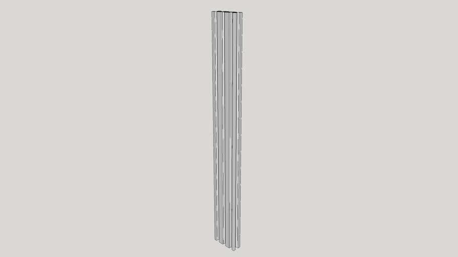 V-Slot 20x60x500 Linear Rail_1_0