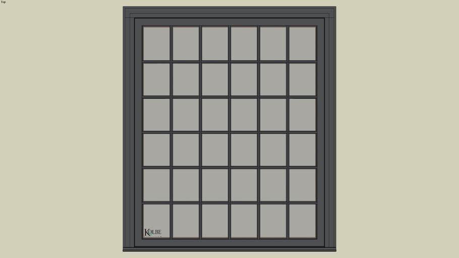 """Kolbe Ultra Casement KUN36P (F.S. 5'-0"""" x 6'-0"""" R.O. 5'-0 1/2"""" x 6'-0 1/2"""")"""