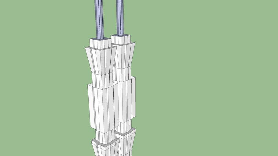 Zamboanga Twin towers