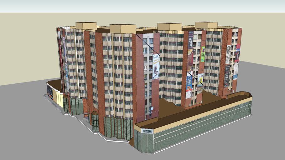 Apartament house