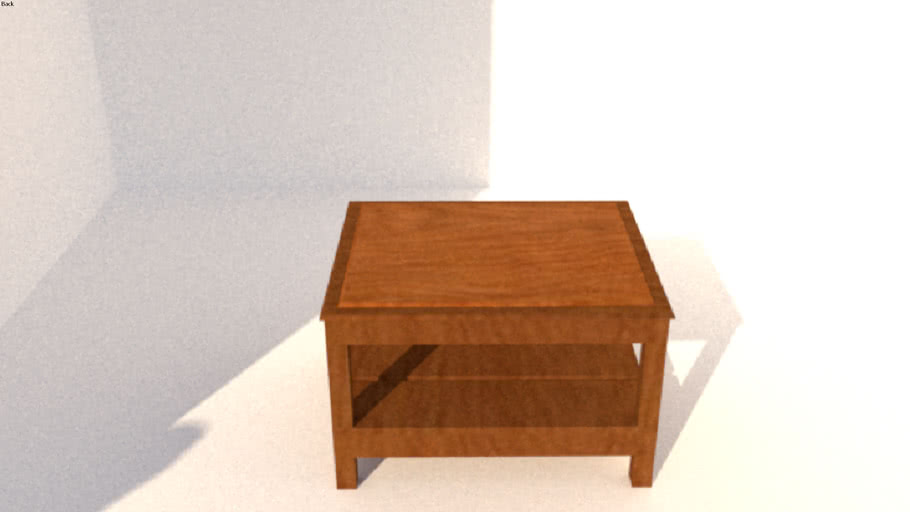 Nest 02 End table