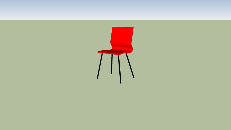 Cafetria Chair X-Tra
