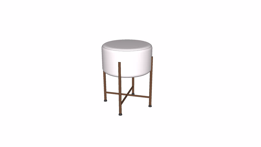 Stools and ottomans