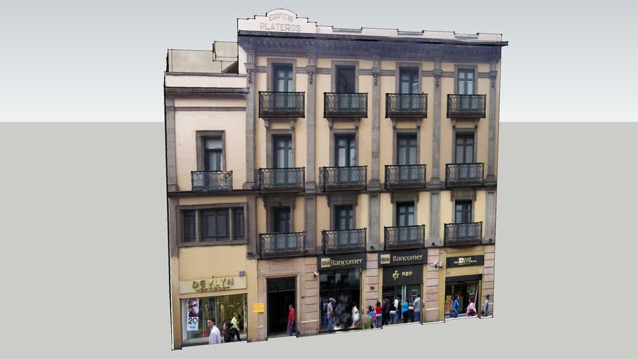 Edificio Plateros
