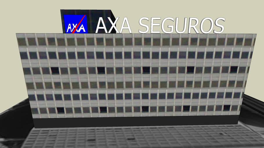 Edificio Axa Seguros Azca