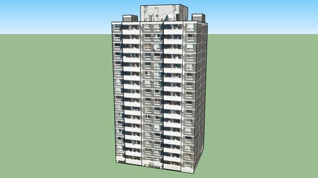 Building in Toronto, ON M5R 2Y7, Canada