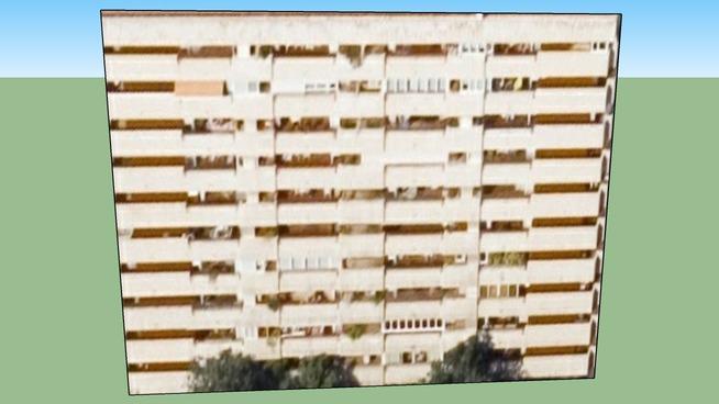 Edifici a Barcelona