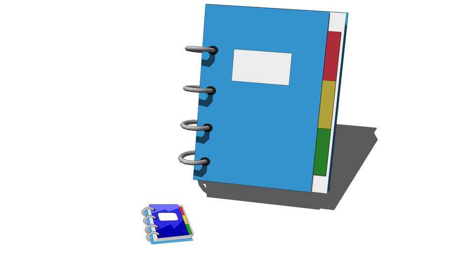 TiddlyWiki notebook