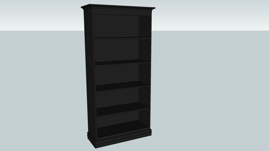 "65"" Bookshelf"