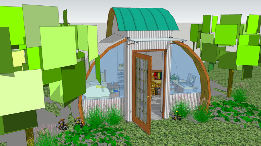 Design It Arch Shelter 2