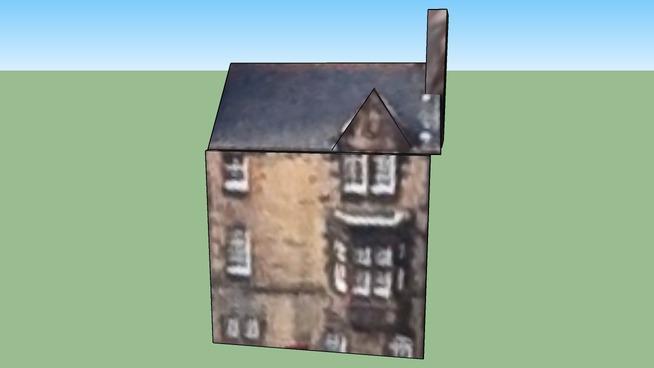 Gebäude in Edinburgh EH1 2HB, Vereinigtes Königreich