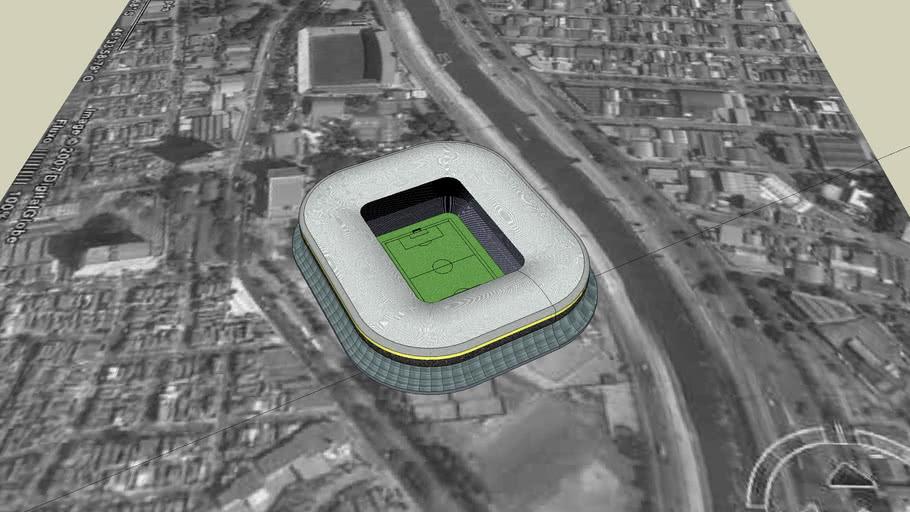 Arena do Sport Club Corinthians Paulista