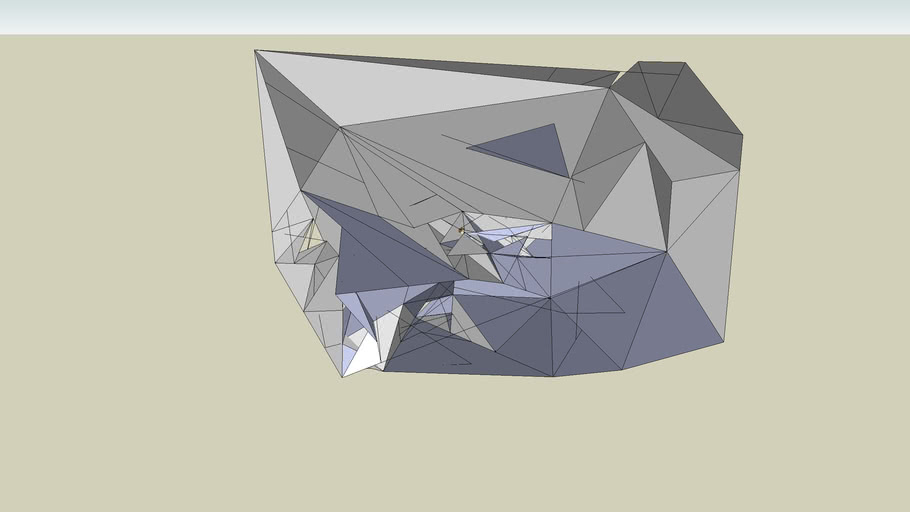 3D triangles!!