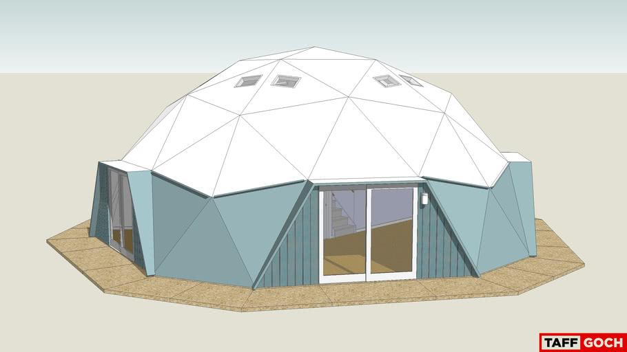 Bucky's Dome Home