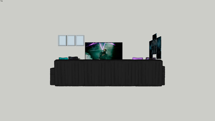 amo. Series - Living Room