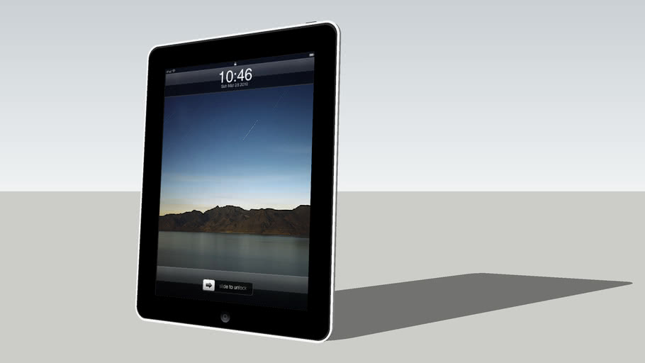 Apple iPad - 64 GB