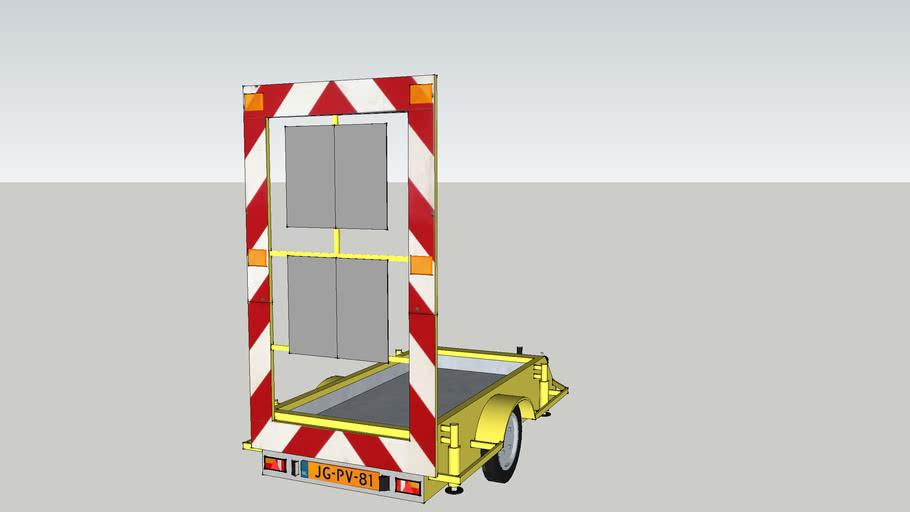 Nederlandse Voorwaarschuwingswagen