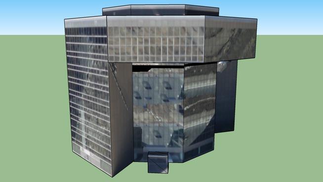 Building in Irvine, CA, USA