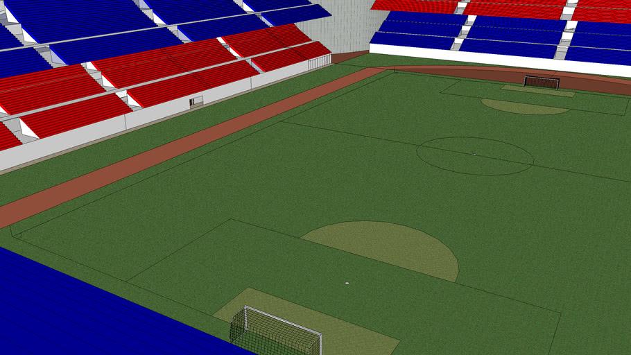 Stadium by Esteban Amurrio