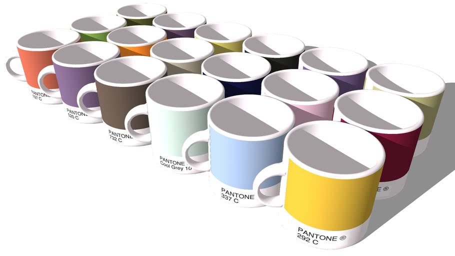 Mugs Pantone®