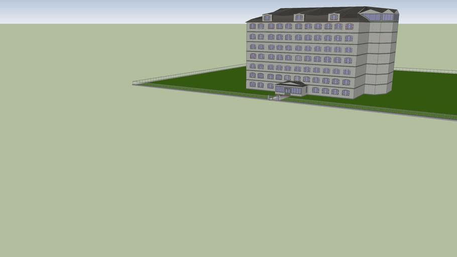 Многоэтажный дом1