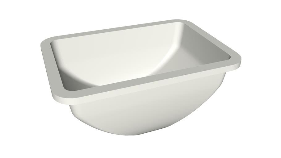 "K-2214 Ladena(R) 20-7/8"" x 14-3/8"" x 8-1/8"" under-mount bathroom sink"