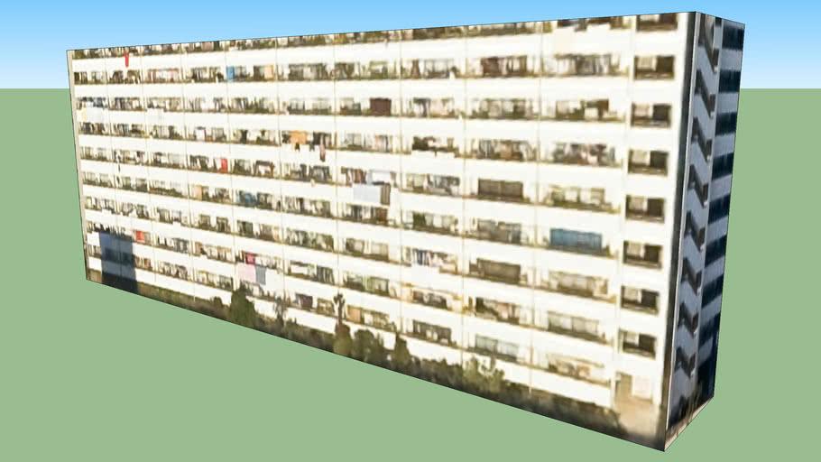 日本, 大阪的建筑模型
