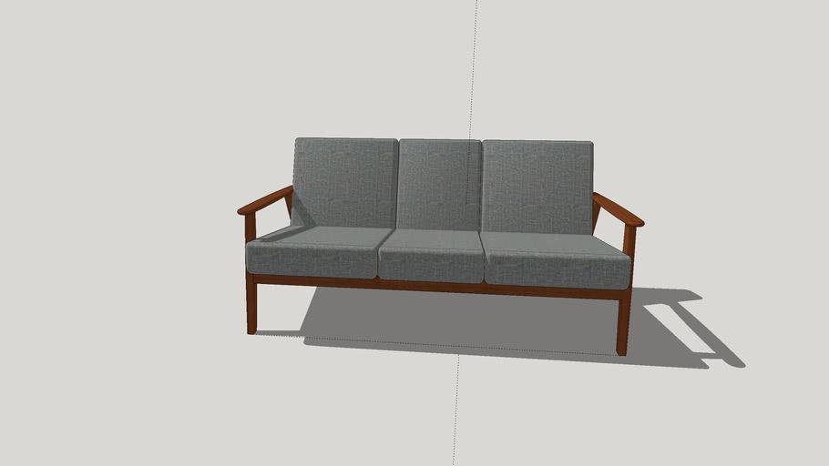 Ikea Ekanaset Couch