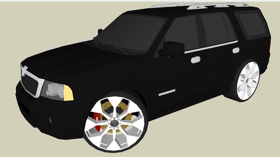 Luxury Lincoln Navigator