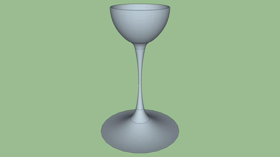 Cup that is independant and doesn't need no man