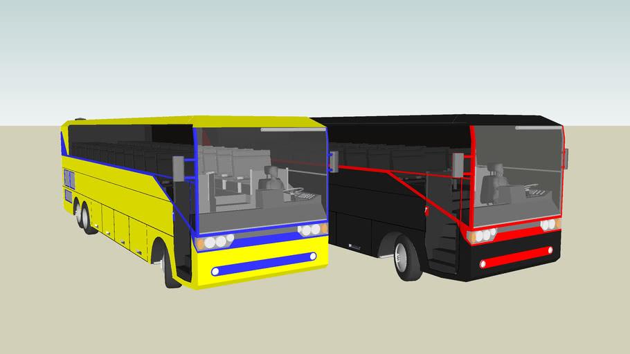 2 autocar with interior