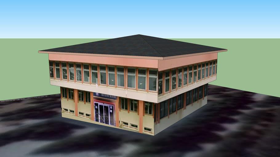 Firat University Main Library