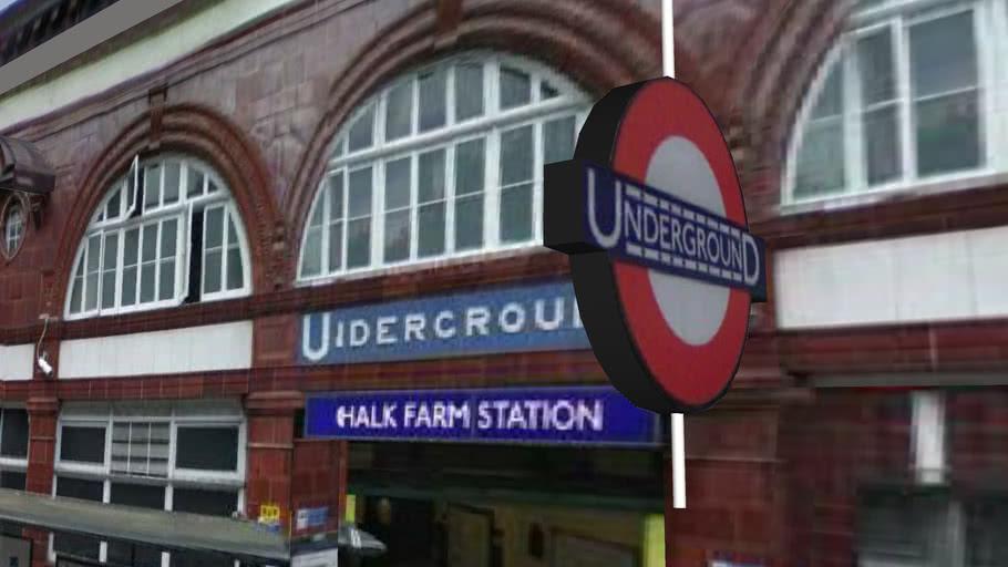 Chalk Farm Underground station