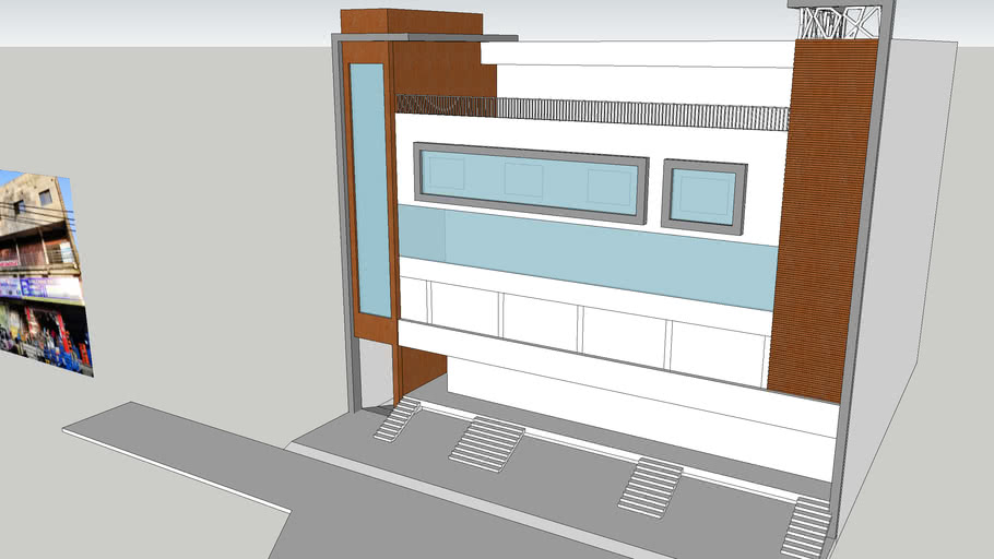 commercial elevation to be done