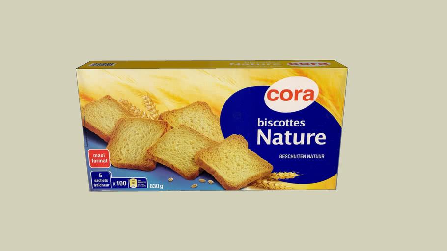 Biscottes Cora