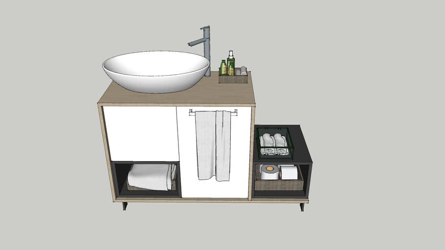 Bathroom Cabinets 3d Warehouse, Bathroom Cabinet Warehouse